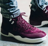 "Jordan 12 ""Bordeaux"" Columbus, 43230"