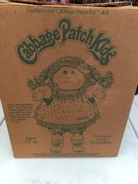 Cabbage patch doll  Clinton, 06413