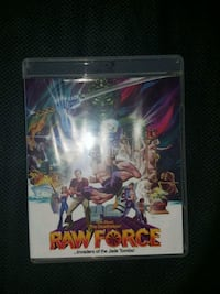 Raw Force (DVD/Blu-Ray combo) 2K Restoration