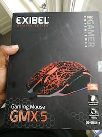 Gaming Mouse Gmx5 Halden, 1776