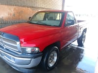 red Chevrolet Silverado extra cab pickup truck Phoenix, 85027