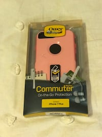 Brand new otter box for iPhone 7 Plus or 8 plus commuter series 20 negotiable Pittsburgh, 15237