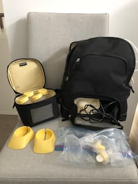Medela Pump In Style Advanced Backpack Toronto, M4C 3P3