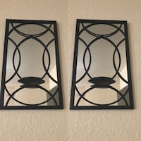 Mirrored Candle Holders  Carmichael, 95608