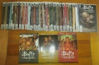 Buffy the Vampire Slayer Complete Season 8 Comics