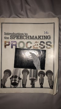 Introduction To The Speechmaking book Lake Jackson, 77566