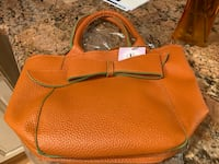 Orange Purse NWT Ellicott City, 21043
