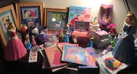 Disney Sleeping Beauty Princess Aurora Bundle Lot Collection 40+ Items Denver, 80224
