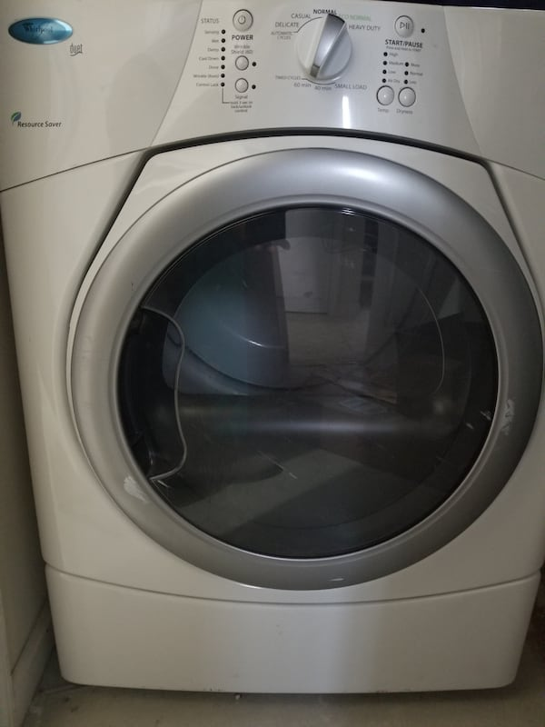 Washing Machine & Dryer. Looks Great Works Great. Free Stacking kit 6bd4b15e-061d-41eb-856e-356b858caeb6