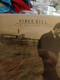 Vince Gill Cd High lonesome sound Edgemere, 21219