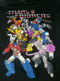 Vintage transformer t shirt Baltimore