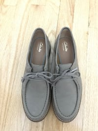 Pair of gray sperry boat shoes Yorkville, 13495