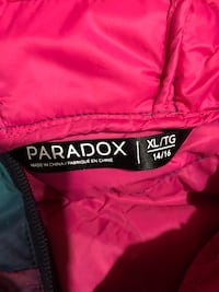 Paradox girls size14-16 jacket Vaughan, L4H 1X2