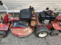 Snapper Riders 8hp and 12hp projects $200 for the pair obo   Red Lion, 17356