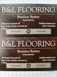 Flooring sale's and installation.