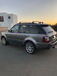 2007 Land Rover Range Rover Sport Supercharged Oakland