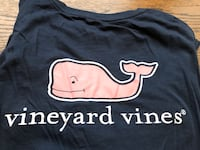 Vineyard Vines Women's Long Sleeve T-Shirt Colts Neck, 07722