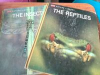 The reptile/ the insects life library books Hemet, 92543