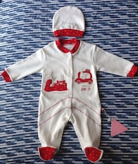 Brand new baby girl outfit  Toronto, M9M 0A4