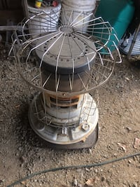 Gray and black kerosene heater Central Point, 97502