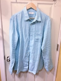 Uniqlo Linen Button ups  Rockville, 20851