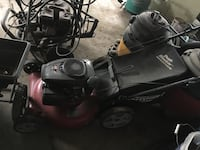 Black and red Craftsman  push mower Oneonta, 13820