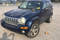 2004 Jeep Liberty Limited 4WD Cleves
