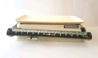 Vintage SOEHNLE Kitchen Scale