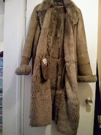 Shearling Coat Toronto