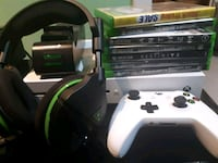 XBOX One w/ Anthom, Turtle beach 600 and more Hamilton, L9H