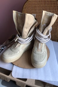 Nike Air Force Boots  Red Lion, 17356