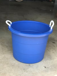 Large tub for toys or storage  Jackson, 38301