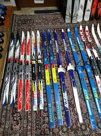 Cross Country, Back Country and Downhill ski equipment... Hollis, 03049