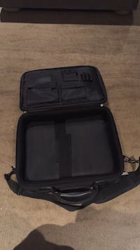 black and gray luggage bag Abbotsford, V2S 4K7