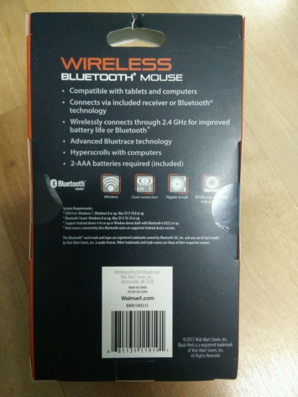 Blackweb Wireless Bluetooth Mouse - Outfit Ideas for You