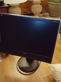 black flat screen computer monitor Chantilly
