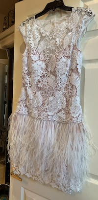 Vintage Jovani dress Hewlett