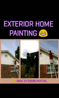 Exterior painting Hopkins, 29061