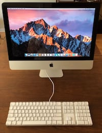 "Apple iMac A [TL_HIDDEN] "" Intel Core 2 Duo 3.06Ghz 2GB 500GB HDD MB950LL/A Silver Spring, 20904"