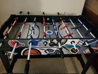 black and white foosball table Alexandria, 22311