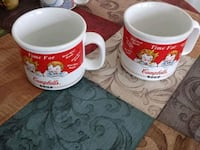 2 Vintage Campbell's Soup Cups Chicago, 60615