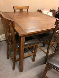 Dining Table and four chairs set Ventura, 93003