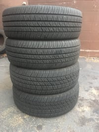 4 tires good year 195/60r15$100 Sterling, 20166