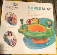 Súper SEAT 3 in one never been used open box Annandale, 22003
