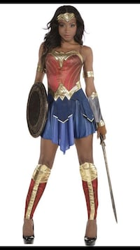 Wonder Woman Costume Greenbelt, 20770
