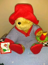 Holiday Collector's edition Paddington Bear Old Town Manassas, 20109
