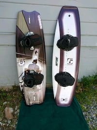 Wakeboards - O'Brien Player, 133cm - Neptune 6, 144cm