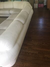 Sectional - White 3 Piece Waukegan