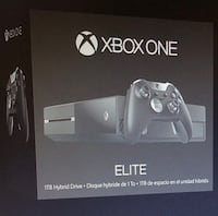 1 tb xbox one elite with 20+ games (cod ww2, black ops 3 titanfall 2, halo 5...) Haines City, 33844