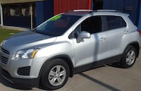 ***MANUFACTURER WARRANTY***2016 Chevrolet Trax LT with LEATHER, BACKUP CAMERA GUARANTEED CREDIT APPR Des Moines